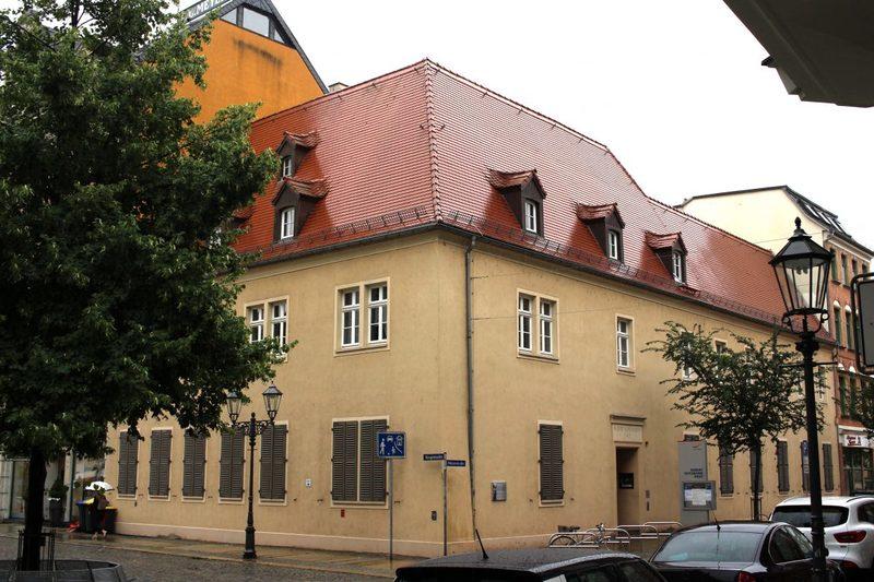 Robert Schumann in Zwickau