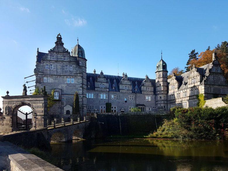 Schloss Hämelschenburg, Schlösser der Weser, Schlösser der Weserrenaissance