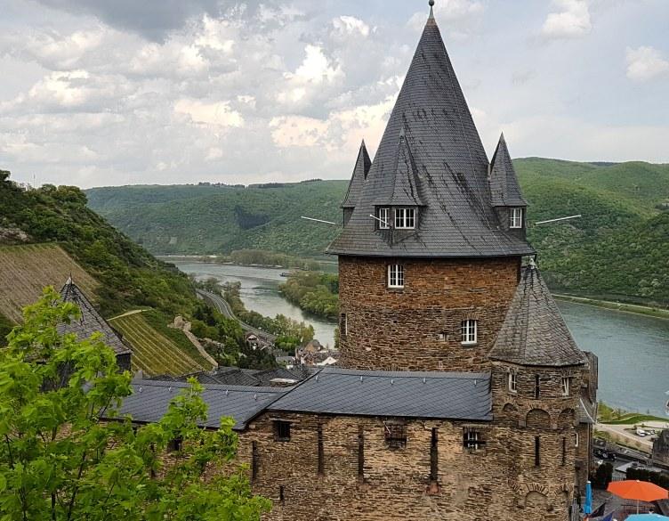 Jugendherberge Burg Stahleck, günstig in einer Burg übernachten