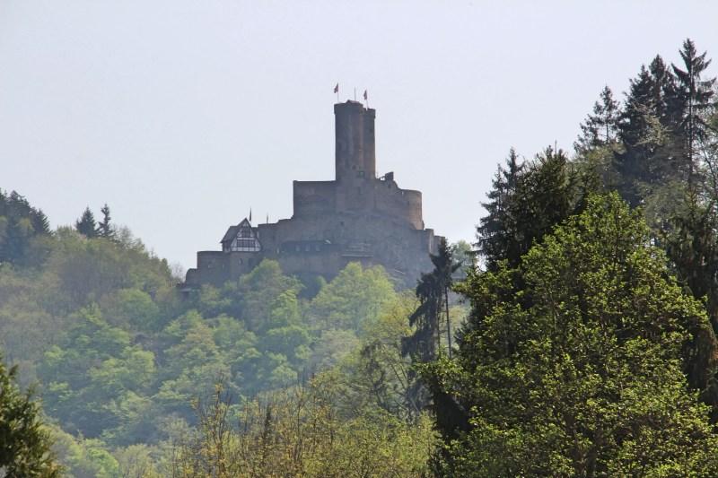 Burg an der Mosel, Burgruine an der Mosel, Sagen und Legenden der Mosel