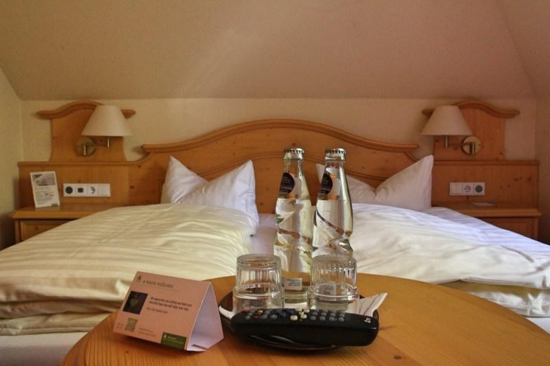 Zimmer im Kurparkhotel im Harz, Wanderhotel im Harz, idyllisches Hotel im Harz