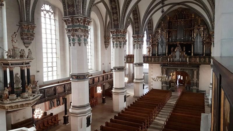 Sehenswert in Wolfenbüttel, erste evangelische Kirche