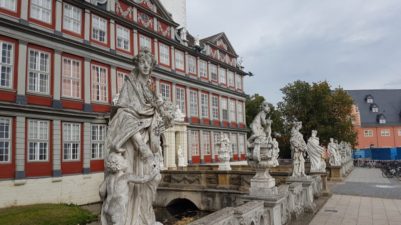 Barock in Niedersachsen, zweitgrößtes Schloss in Niedersachsen
