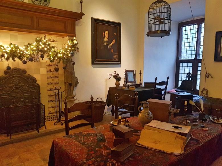 Jagdmuseum Doorwerth, Schloss Doorwerth, Kasteel, Schloss in Niederlanden