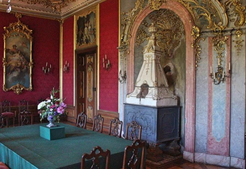 Barockschloss Thüringen, Schloss Rudolstadt