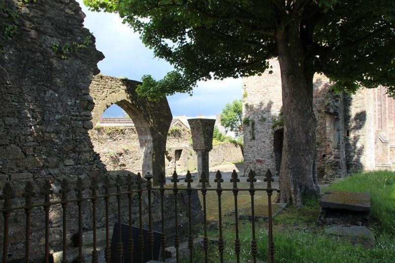 Ruinen in Irland, Ruinen bei Wexford, Sehenswert in Wexford