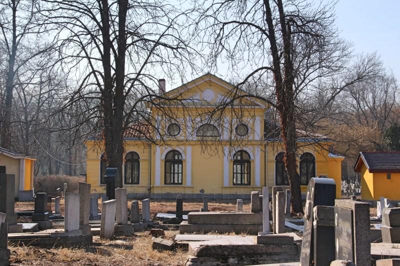 Jüdischer Friedhof Sofia, Sehenswürdigkeiten von Sofia, Gothic Sofia