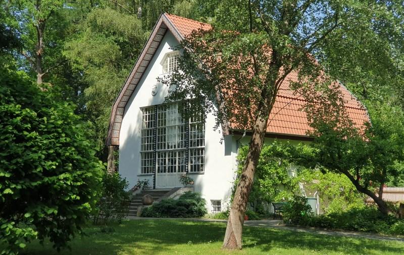 Sehenswert im Landkreis Oder-Spree, Sehenswürdigkeiten Brandenburg, Brecht-Weigel-Haus