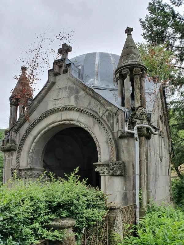 Jugendstil-Mausoleum
