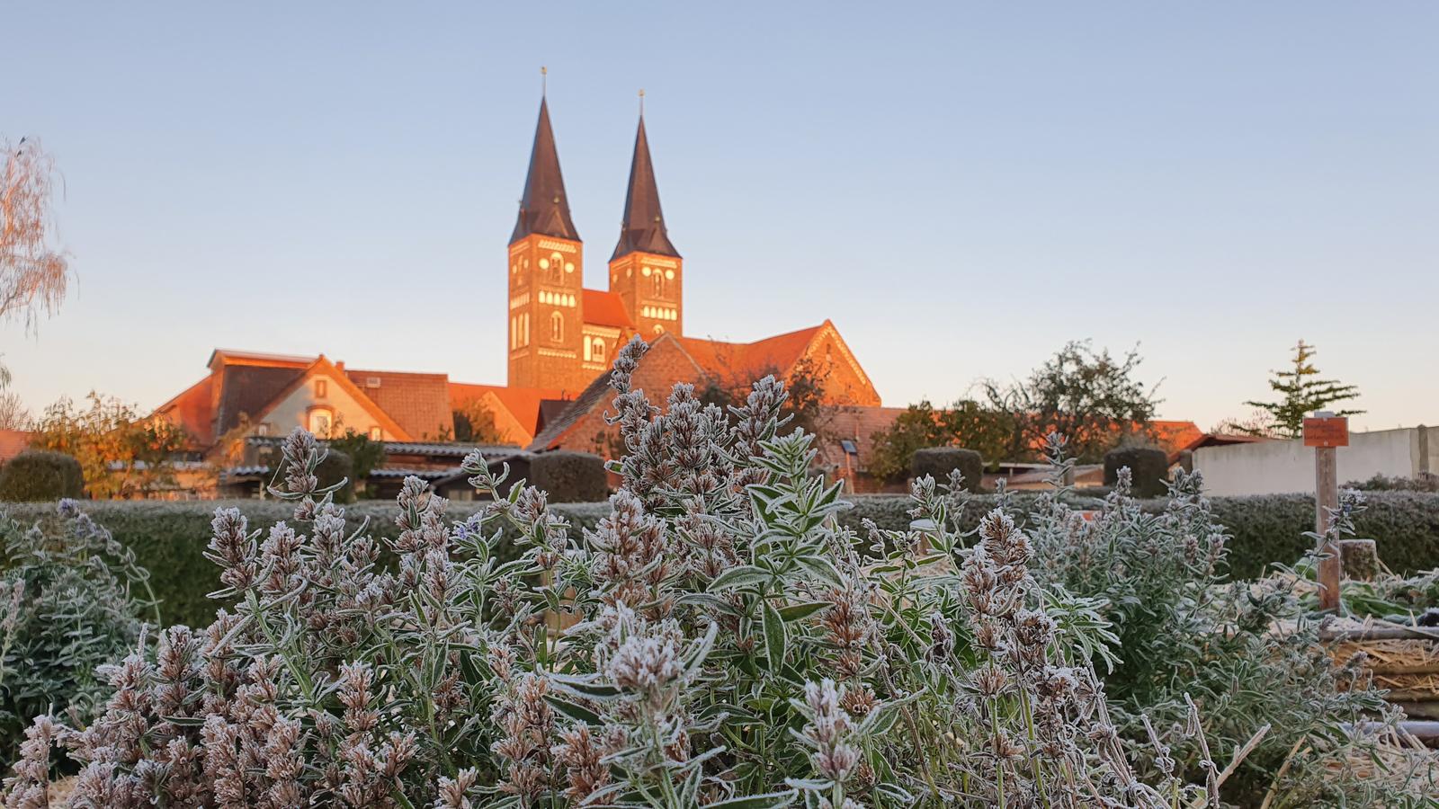 Kloster Jerichow gehört zu den Top Sehenswürdigkeiten der Altmark