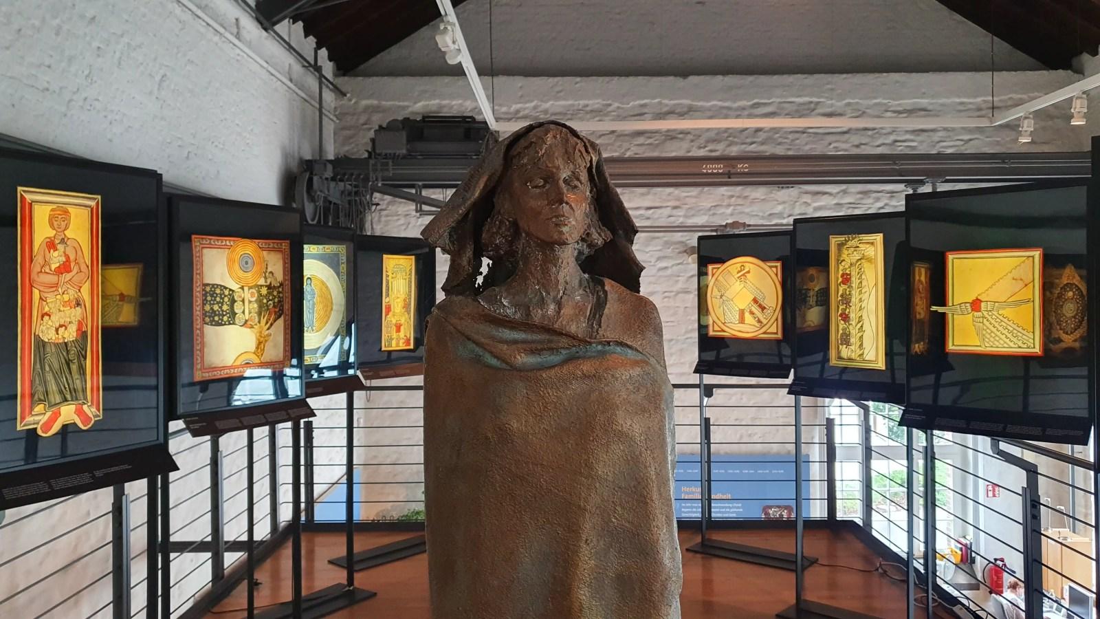 Hildegard von Bingen, Bingen am Rhein, Sehenswürdigkeiten von Bingen, Museum am Strom