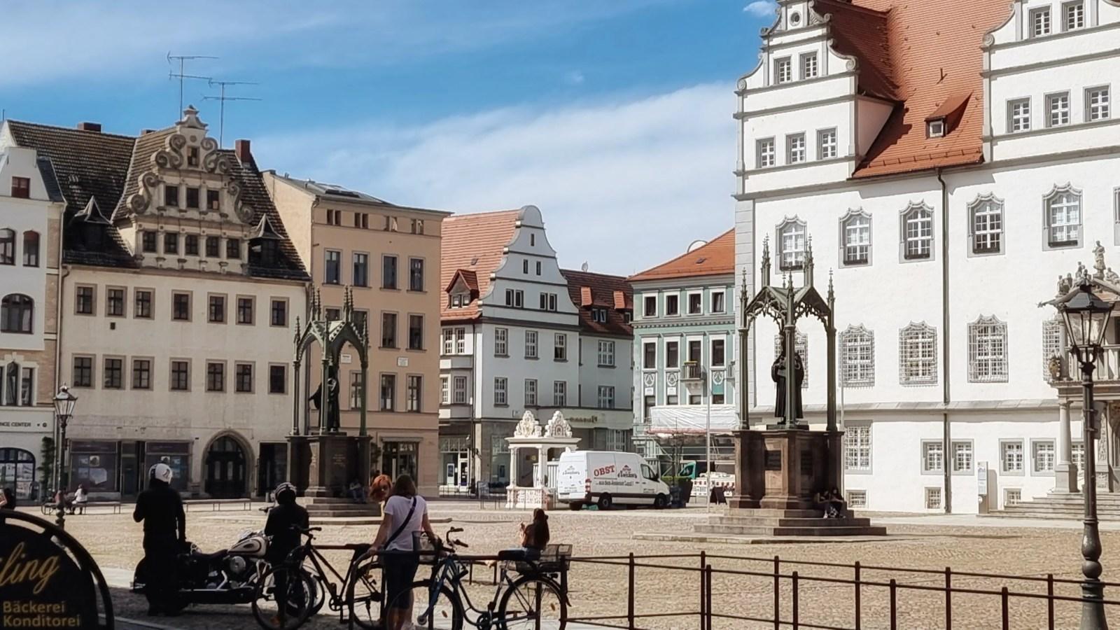 Lutherstadt Wittenberg, Unesco-Welterbe in Sachsen-Anhalt, Museumsblogger, sehenswerte Städte in Sachsen-Anhalt