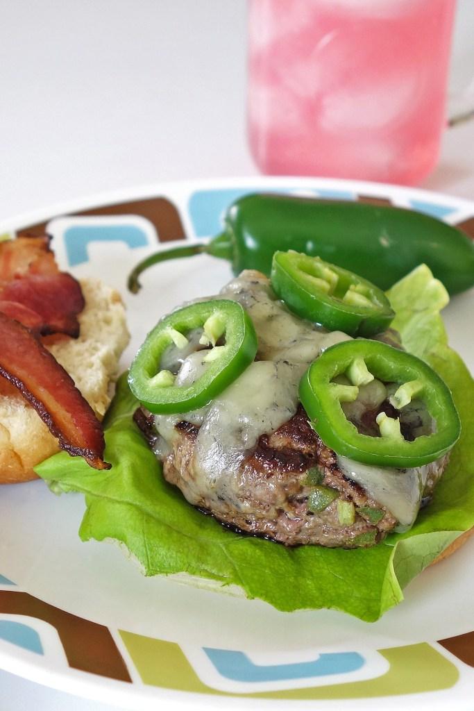 Jalapeno Burger   burgerartist.com