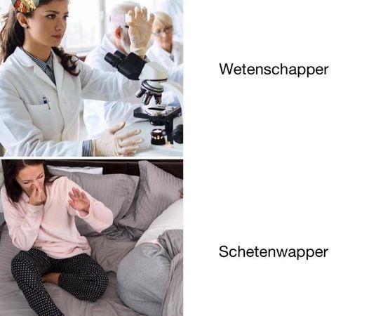 Wetenschapper of?