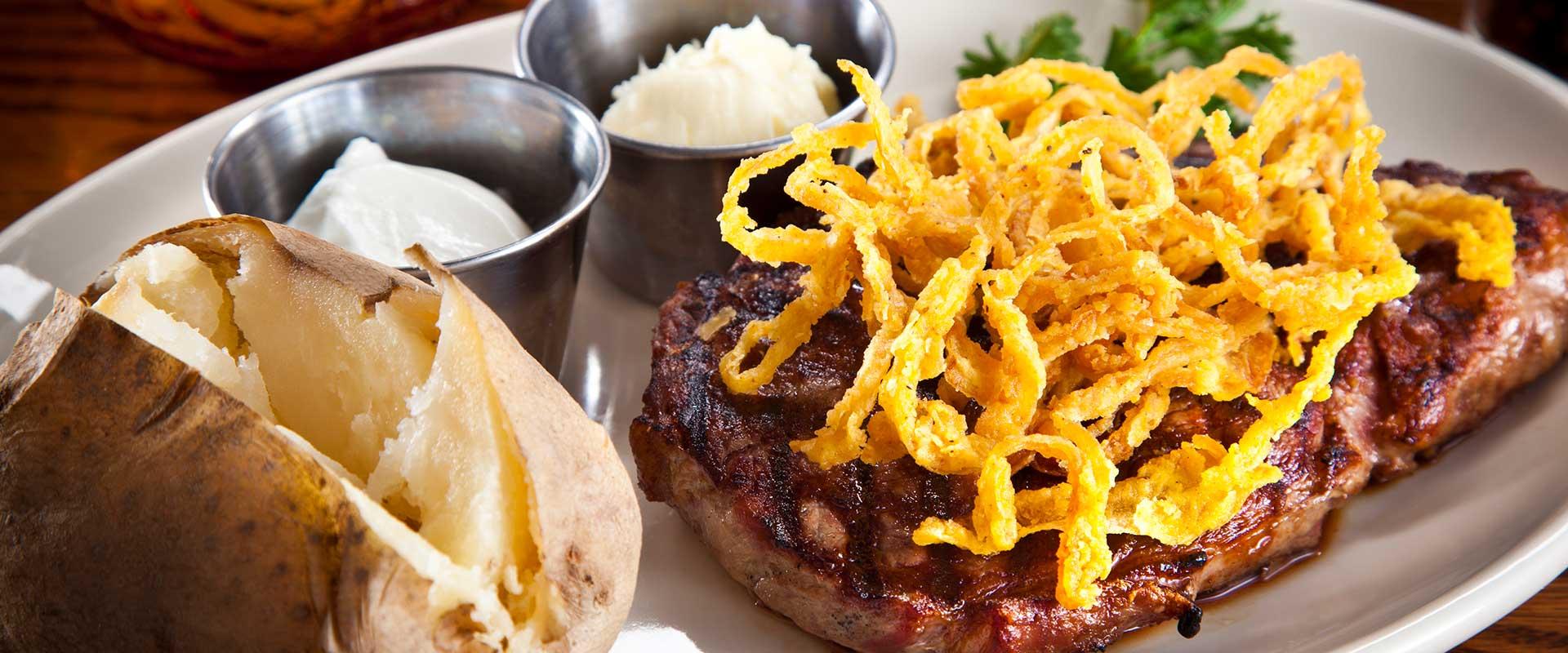 Burger And Steak Restaurants Near Me