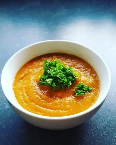 Paprika tomatensoep zonder pakjes en zakjes recept