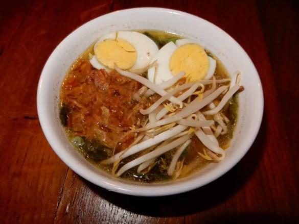 saoto soep zonder pakjes en zakjes recept zelf maken