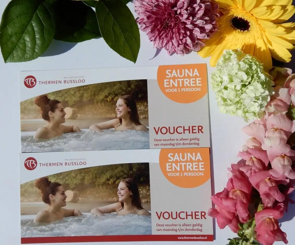 Win sauna entree voor twee personen bij thermen bussloo gratis prijsvraag Burgertrutjes