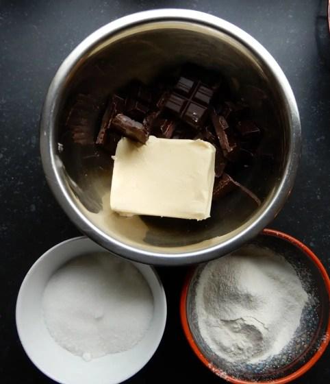 Brownietaart zonder pakjes en zakjes RECEPT BUrgertrutjesNL
