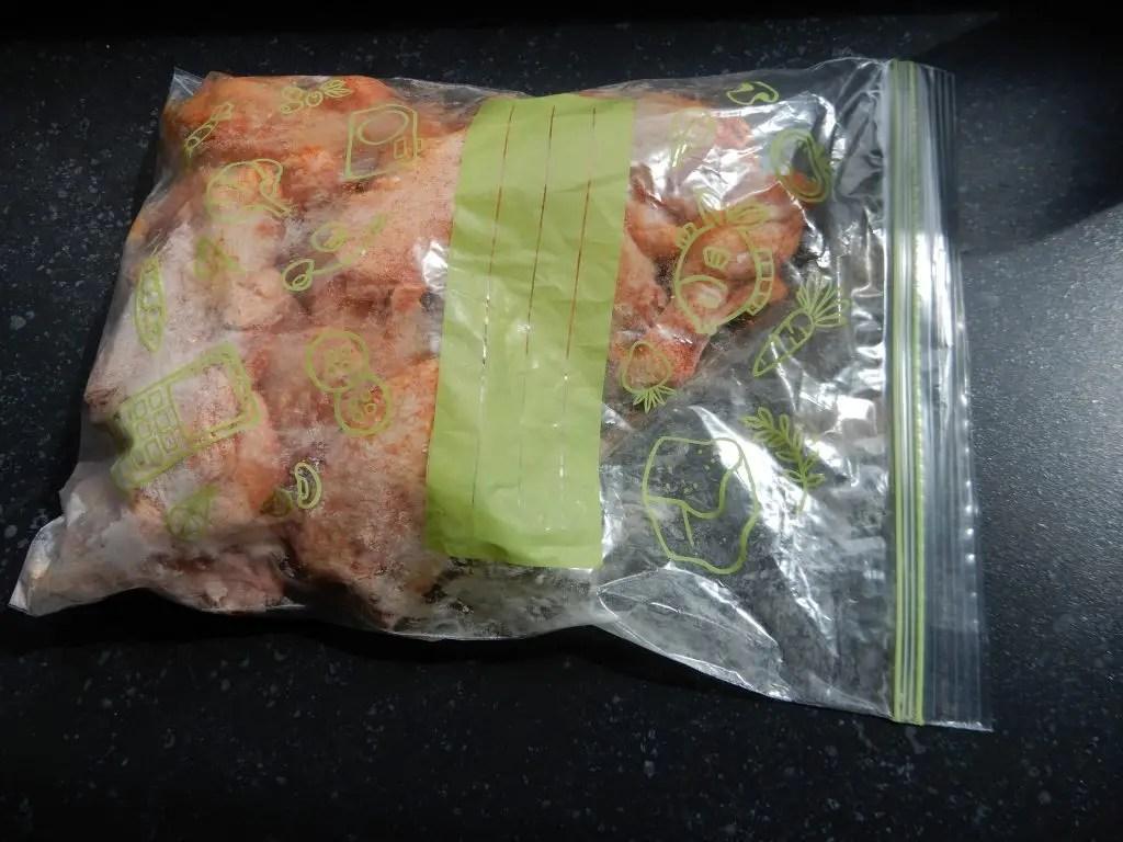 Knapperige chicken wings uit de oven RECEPT BUrgertrutjesNL