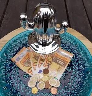 Geld besparen, besparen in je huishouden, bespaartips