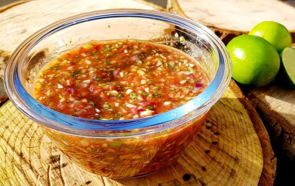 Recept Mexicaanse salsa zonder pakjes en zakjes