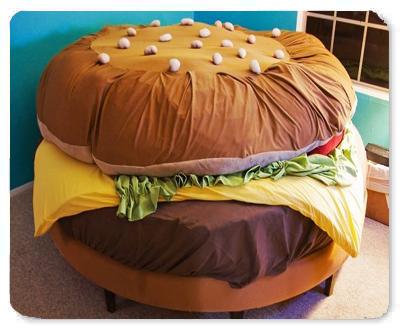 The Hamburger Beds