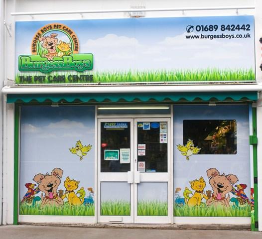 Burgess Boys Shop