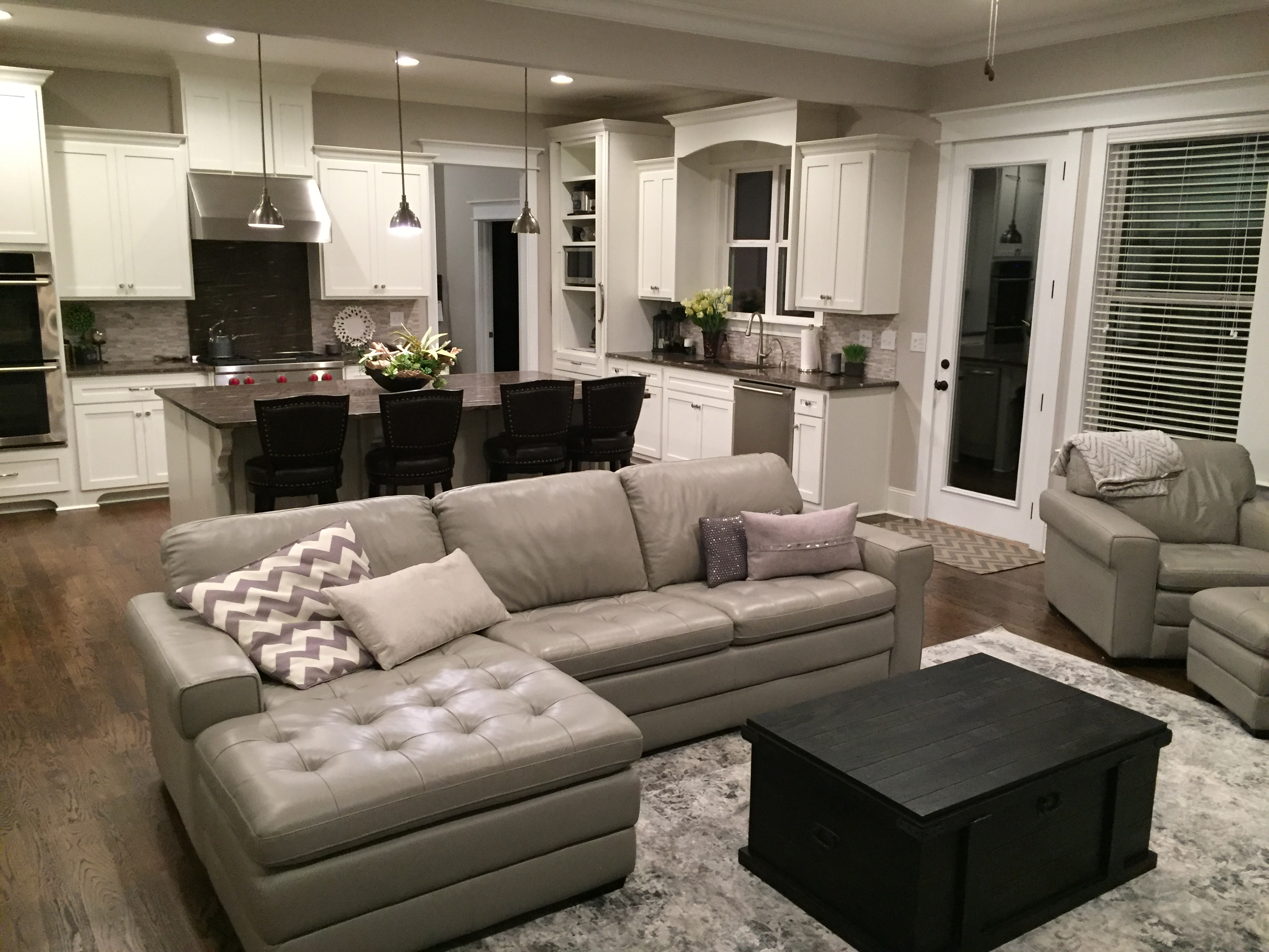 Burgh Custom Homes works closely with our clients to be sure they get their wants and needs within budget.