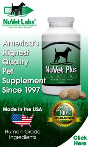 NuVet Supplements Image