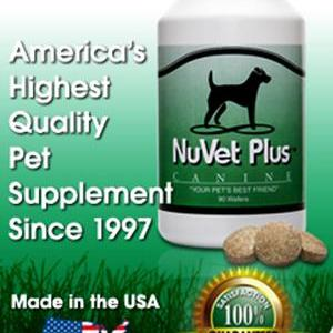 NuVet Supplements Image