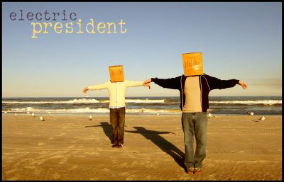 Electric President - Insomnia