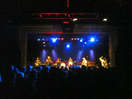 Ozomatli at the Tivoli