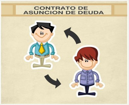 ASUNCION DE DEUDA