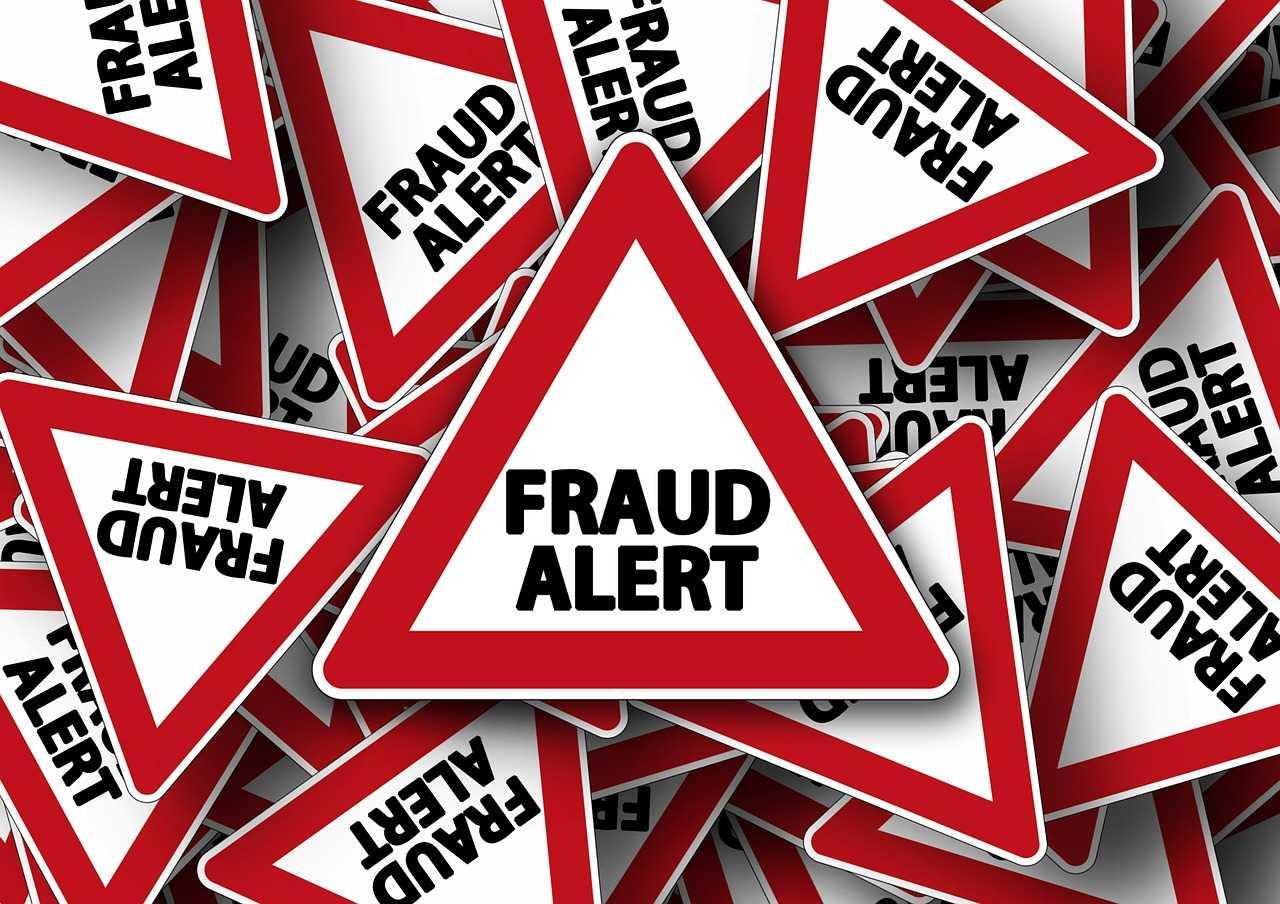 Resultado de imagen de fraude