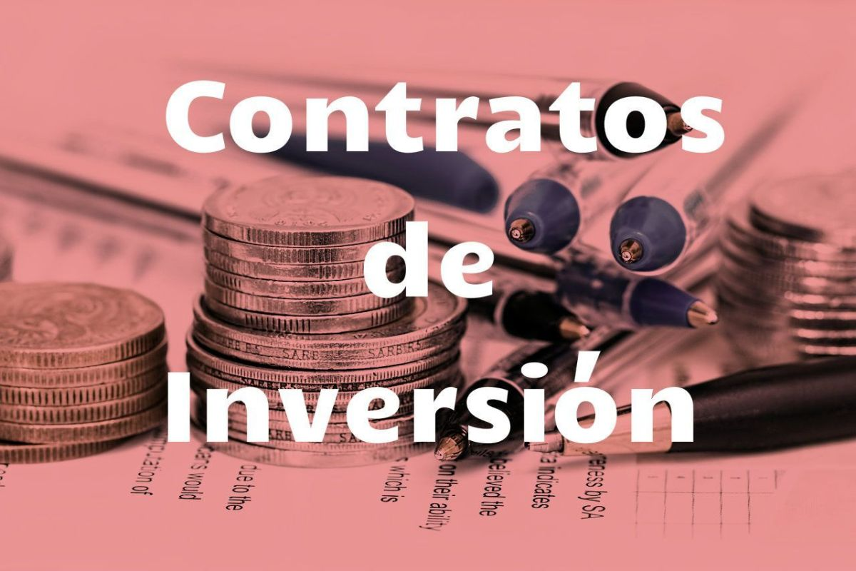 contratos de inversion