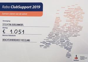 Lees meer over het artikel Rabo ClubSupport 2019: € 1.051