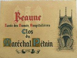 marechal petain's wine