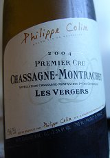 philippe colin chassagne vergers
