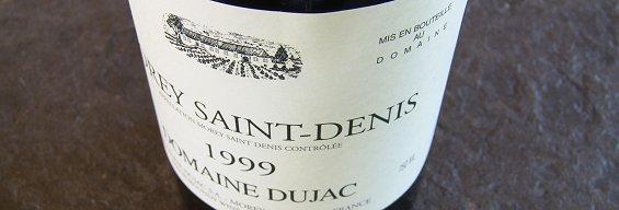 dujac morey saint-denis 1999
