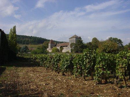 chateau de gevrey