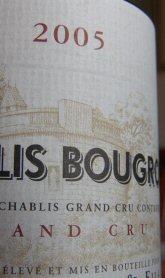 bouchard bougros chablis