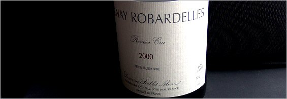 roblet-monnot volnay robadelles