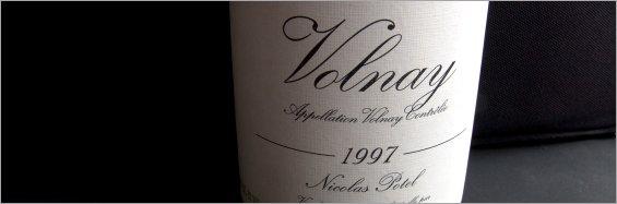 nicolas potel 1997 volnay