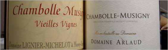 two chambolle-musignys