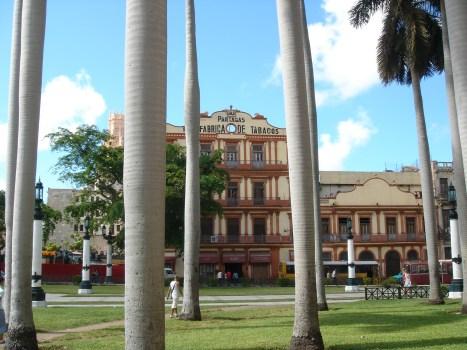 Havana - Partagas cigar factory