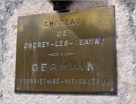 chateau-chorey