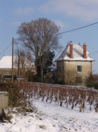 Chassagne l'Abbaye de Morgeot