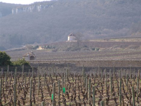Clos St.Jacques towards Varoilles