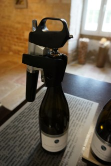Hmm - maybe the best place for a Coravin!